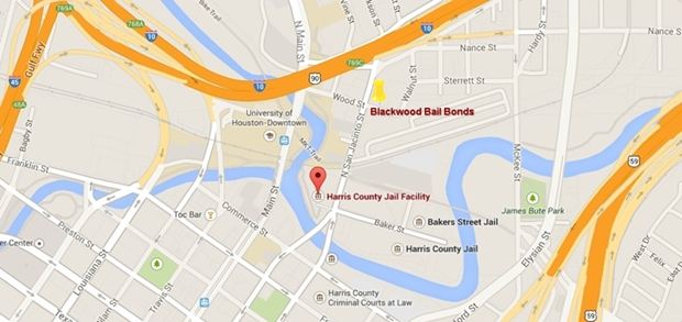 Harris County Jail | Bail Bonds in Houston TX